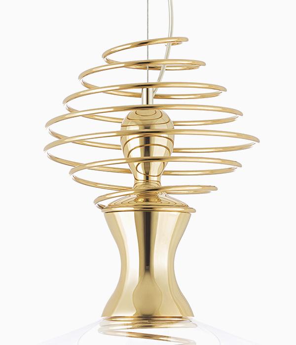 Mia Ballerina by Sergi Ventura - Detail Mia Ballerina suspension lamp